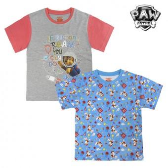Kjøp T skjorte for korte ermer for barn The Avengers 73705