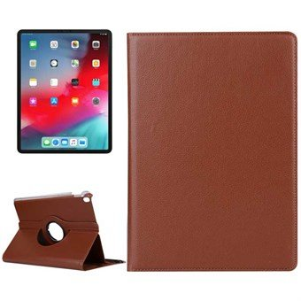 Kjøp iPad Pro 10.5 360 roterende deksel (brun). Billig levering