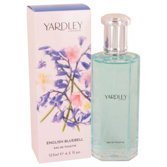 English Bluebell by Yardley London Eau De Toilette Spray 125 ml for kvinner
